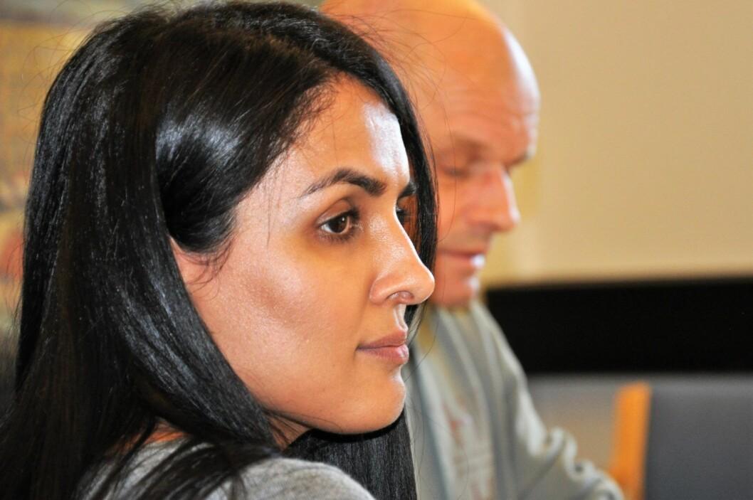 Saida Begum (H) har som medlem av bystyrets kultur- og utdanningskomité profilert seg som utdanningspolitiker. Og er inne i sin andre periode i Oslos bystyre.  Nå foreslår en enstemmig nominasjonkomité at 31-åringen blir Oslo Høyres ordførerkandidat neste høst. Foto: Arnsten Linstad