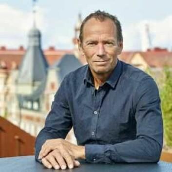 Ivar Tollefsen og hans firma Fredensborg AS ønsker seg hovedkvarter og uteservering i den tidligere ambassaden. Foto: Lasse Åkerström