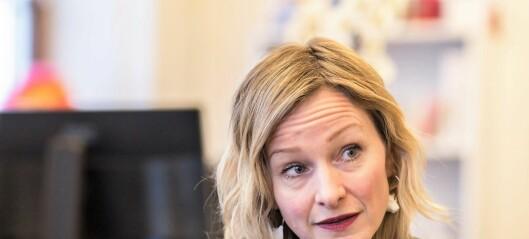 Raymond Johansen: – Relasjonen mellom Inga Marte Thorkildsen og utdanningsetaten må tolkes inn i en ramme av faglig uenighet