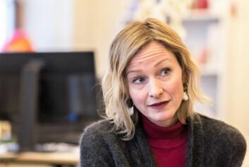 � Kampen mot mobbing i osloskolen må aldri stoppe, sier byråd for oppvekst og kunnskap, Inga Marte Thorkildsen (SV). Foto: Stig Jensen