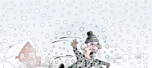 En vinterbønn til Oslo Kommune