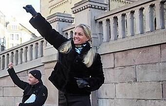 Cecilie Lyngby vurderer å stille til valg: — Alt klart for protestparti mot bommer