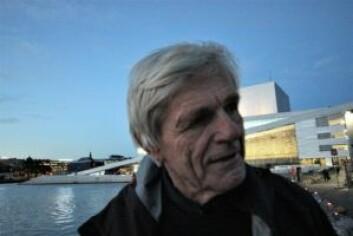 Sverre Gjervell. Foto: André Kjernsli