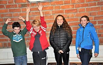 Elevene ved Bolteløkka skole får utvidet skolegården. – Dette er en god dag for alle elevene