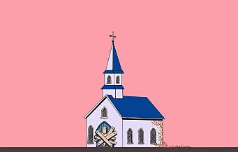Tomme kirker ramler mest...sammen. Hva skal vi gjøre med dem?