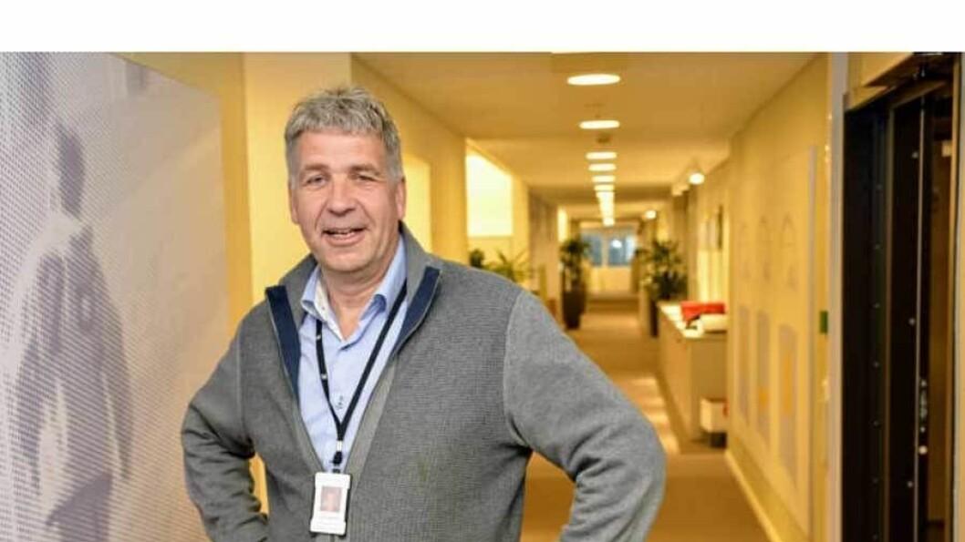 Tore Fredriksen tar over som ny toppsjef for det skandalerammede, kommunale foretaket Omsorgsbygg i Oslo. Foto: NTB