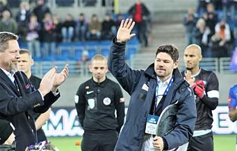 Gir seg som Vålerenga-spiller etter over 300 kamper for klubben
