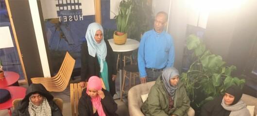 Beboere i kommunal blokk på Tøyen uten varmt vann i 11 dager. Ingen forklaring fra Boligbygg