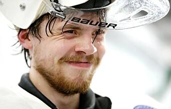 Steffen Søberg er hockey-keeperen som takket nei til proff-eventyr i USA
