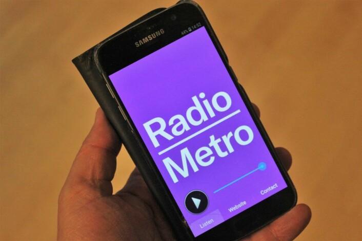 Mange kjenner Erik Engen som fast programvert på Radio Metro
