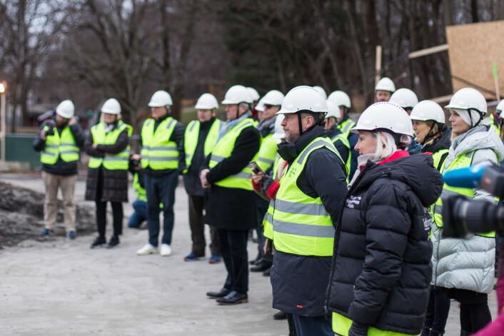 Oslo kommune er i ferd med å ta igjen noe av etterslepet på idrettsanlegg i hovedstaden. Foto: Stig Jensen
