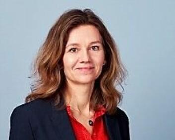 Kristin Øyen er kommunikasjonsdirektør i Boligbygg. Foto: Boligbygg