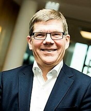Rektor ved Universitetet i oslo Svein Stølen er skuffet over at det ikke blir satt av penger til nytt vikingetidsmuseum i neste års statsbudsjett. Foto: Universitetet i Oslo