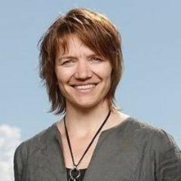 Kommunikasjonssjef i Omsorgsbygg, Marte Svenneby, lover at oppussingen skal starte i løpet av våren. Foto: Omsorgsbygg