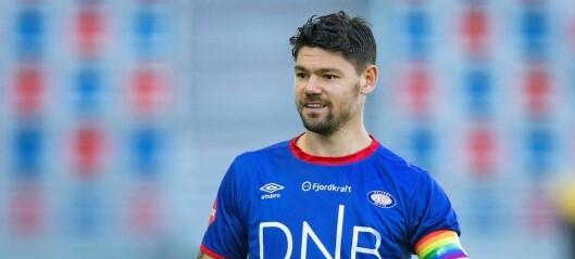 Daniel Fredheim Holm, det evige talentet, gir seg etter 300 kamper for Vålerenga