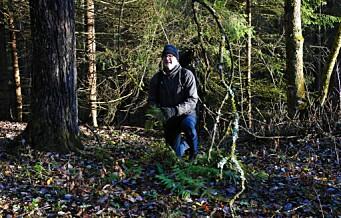 Østmarka er full av mysterier. Skog, stein og eventyrlyst i Lutdalen