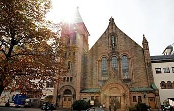 — Frogner kirke er en finstas-kirke