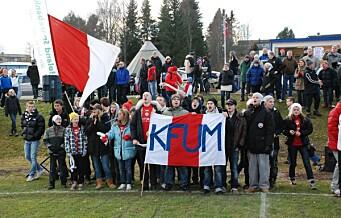 – KFUM Arena må bygges på Ekebergsletta