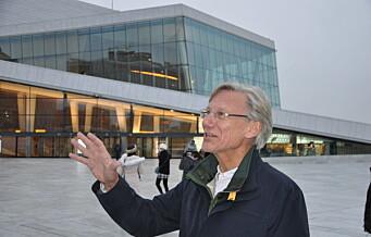 Høyre vil bruke millioner på markedsføring av Oslo som internasjonal kulturdestinasjon
