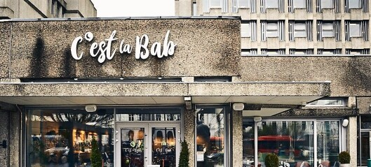 Hurra for vegansk kebab på C´est la bab
