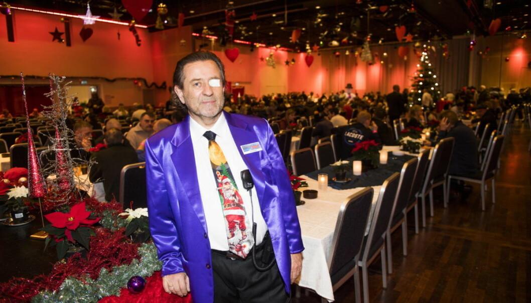 Henning Holstad er initiativtager til arrangementet Alternativ Jul som avholdes på Folkets Hus i Oslo. I år må dessverre arrangementet avlyses på grunn av korona.