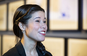 Lan Marie Berg topper Miljøpartiets liste ved valget neste høst