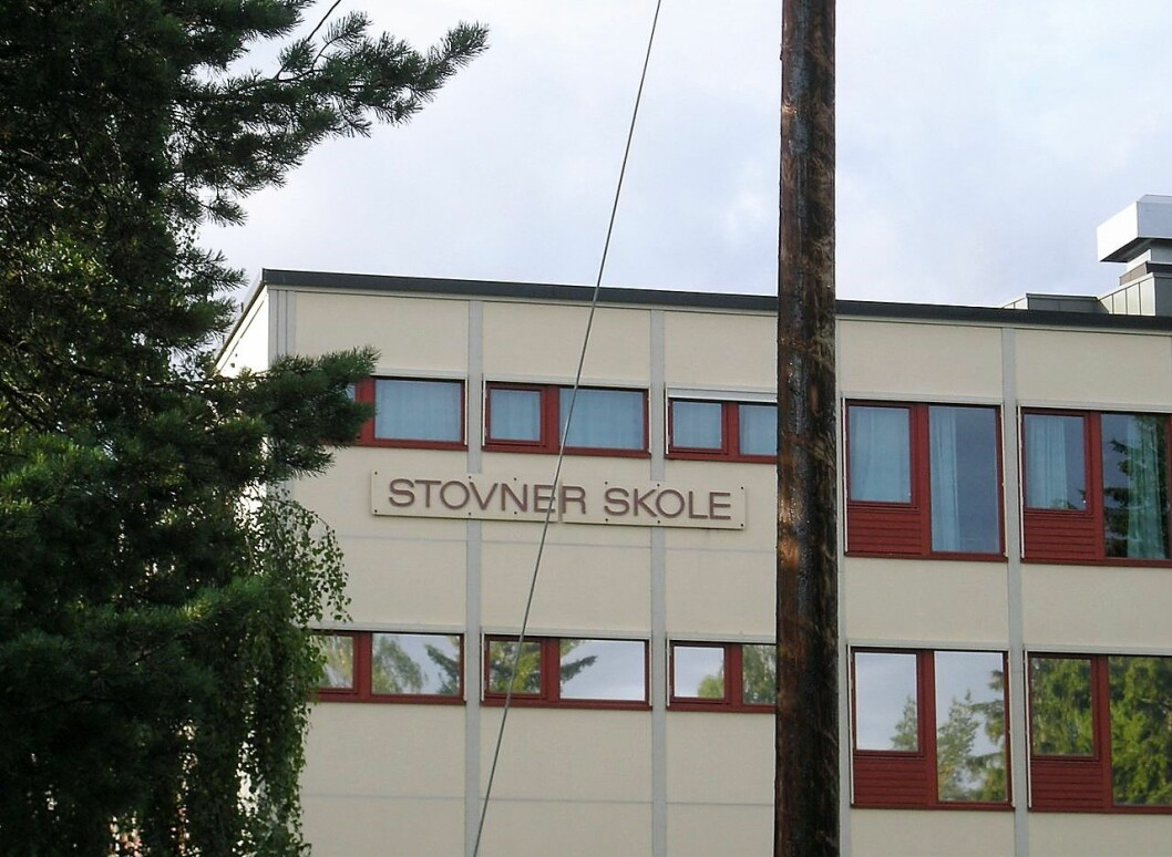 Stovner skole skårer på topp tre i Oslo, både i lesing, regning og engelsk. Foto: Jan-Tore Egge / Wikimedia Commons