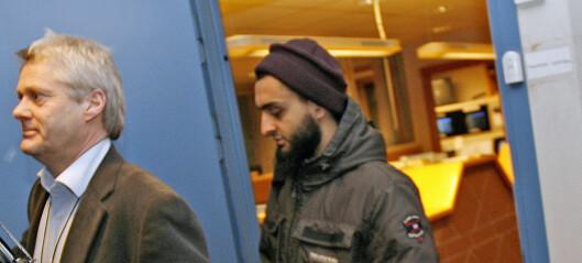 Islamisten Mohyeldeen Mohammad dømt til fengsel for trusler mot Abid Raja