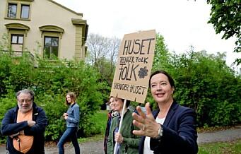 — Mener virkelig Ap-byråd Tone Tellevik Dahl at bydel St.Hanshaugen skal subsidiere Omsorgsbygg?