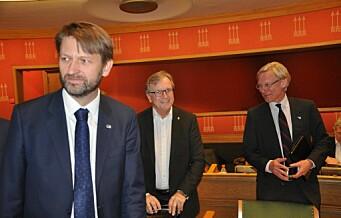 Høyre-politikere i Oslo saksøkte egen kommune over eiendomsskatten