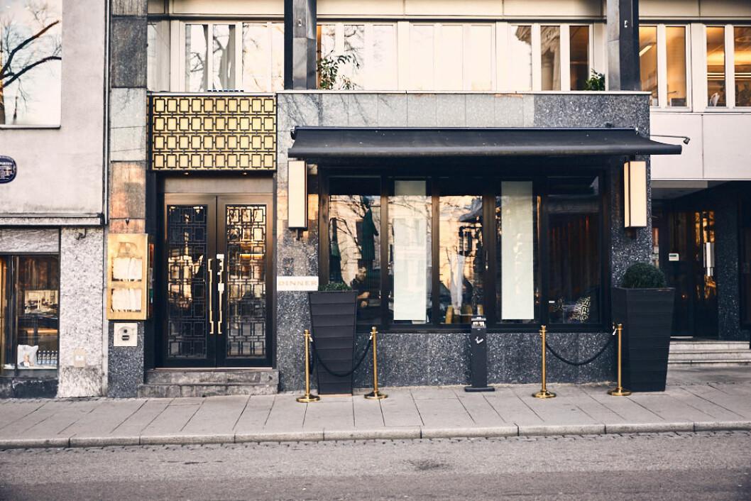 Dinner ligger i Stortingsgata 22 og er en av byens aller mest populære restauranter. Foto: Kristin Svanæs-Soot