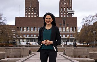 Saida Begum enstemmig valgt som Oslo Høyres ordførerkandidat