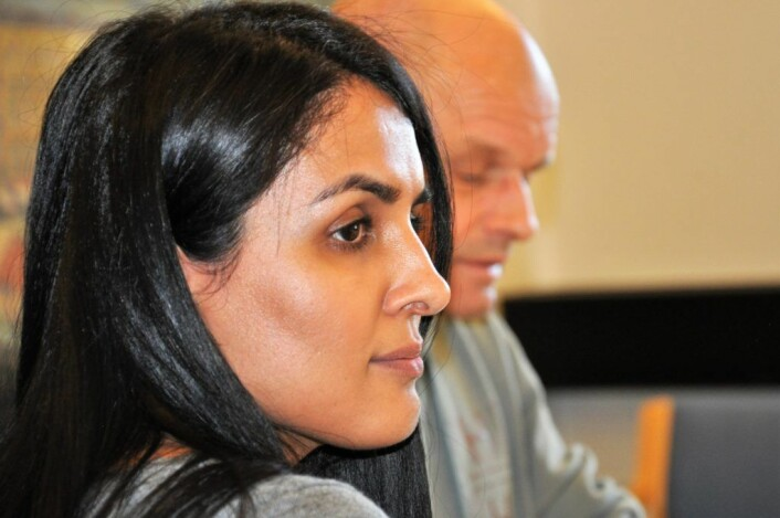 Saida Begum (H) har som medlem av bystyrets kultur- og utdanningskomité profilert seg som utdanningspolitiker. Og er inne i sin andre periode i Oslos bystyre. Foto: Arnsten Linstad