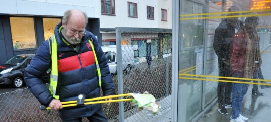 – Kritikken av Rødt er urimelig. Vi styrker rusomsorgen i Oslo