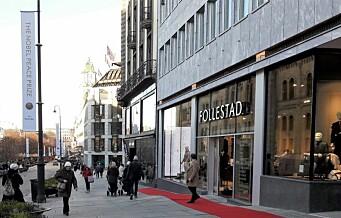 Frp vil ha tidligere søndags-julehandel i Oslo