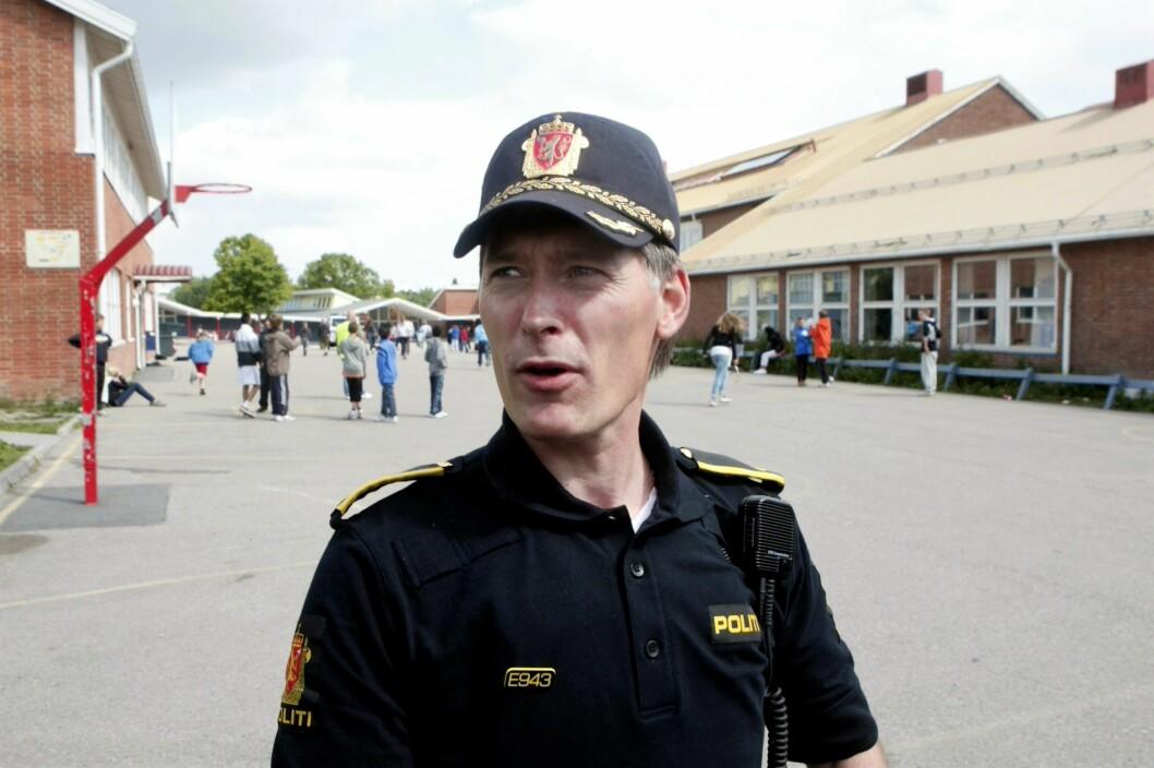 er kjørt til sykehus med det som kan betegnes som lettere til alvorlige skader, sier operasjonsleder Gjermund Stokkli i Oslo politidistrikt. Illustrasjonsfoto: Heiko Junge / SCANPIX