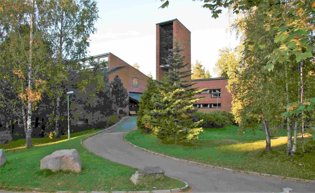 Ellingsrud kirke er, ifølge brukerne, en inkluderende og viktig møteplass for lokalsamfunnet. Foto: Byantikvaren