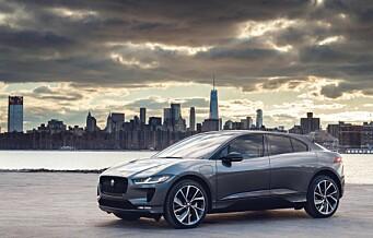 Den nye Raymobilen blir en Jaguar