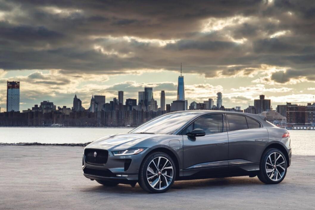 Slik ser den nye raymobilen ut. Foto: Jaguar Norge