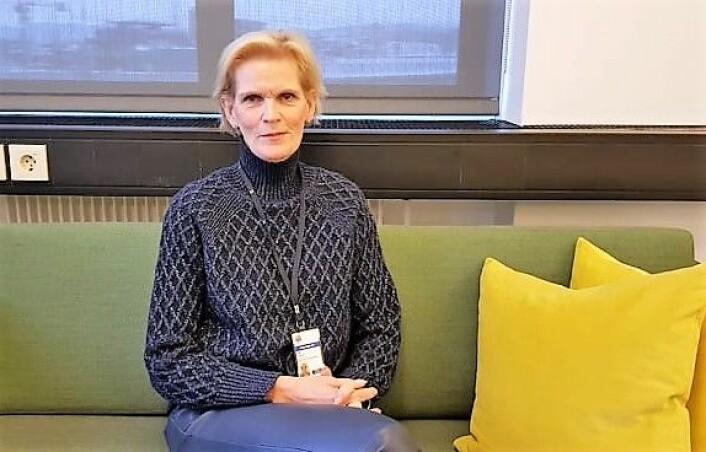 Marit Jansen er sjef på Rådhuset og den som har stått bak bestillingen av de nye bilene til Oslos toppolitikere. Foto: Christian Boger