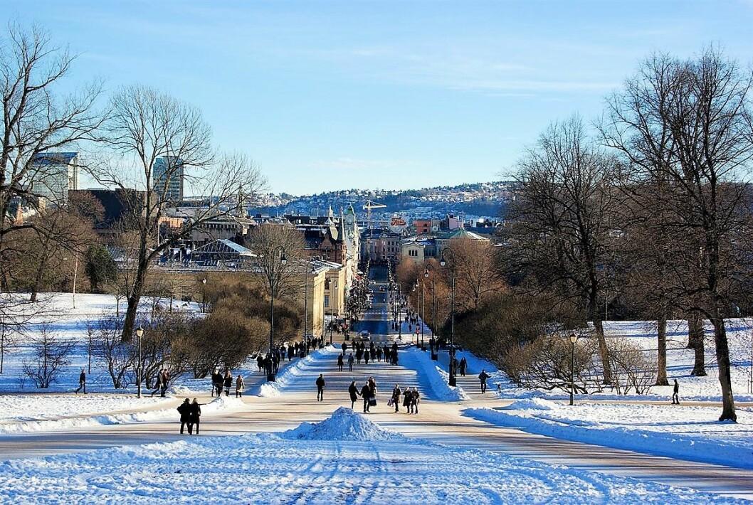 Godt over 2100 soltimer har det vært i Oslo, så langt i år. Foto: Bjørn Erik Pedersen / Wikipedia