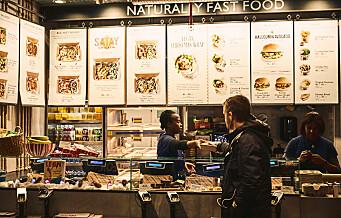 Den britiske matkjeden Leon er kommet til Oslo S