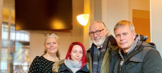 Nå blir sprøyterommene i Oslo åpne for andre enn heroinister