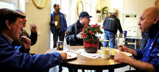 - Frelsesarmeen Jobben i Arups gate må få rimelig husleie så de kan fortsette
