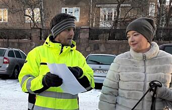 Bymiljøetaten er villig til å se på en ny plassering av grussiloene på Jessenløkken