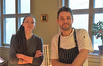 — Her skal det lukte kraft og kål! I Storgata har Mangelsgaarden fått nytt liv som restaurant