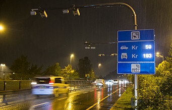 Folk har snudd, viser nye tall. Misnøye med bomringen i Oslo har økt kraftig