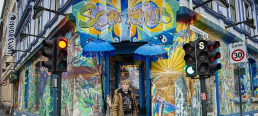 Hippie-forretningen Scorpius er snart er 40 år og et landemerke på Grünerløkka