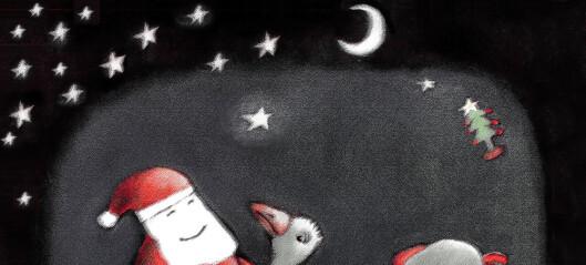 God jul til prominente mennesker som vi sikkertkommer til å høre mer fra i det nye året