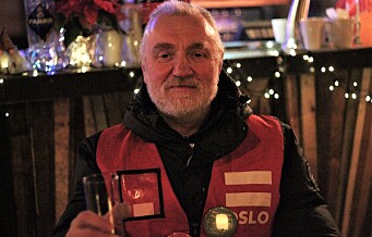 Gripende historier og hjertevarme på Erlik Oslos julebord